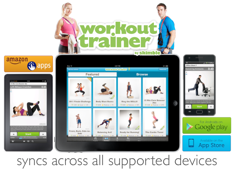 App Review: Workout Trainer