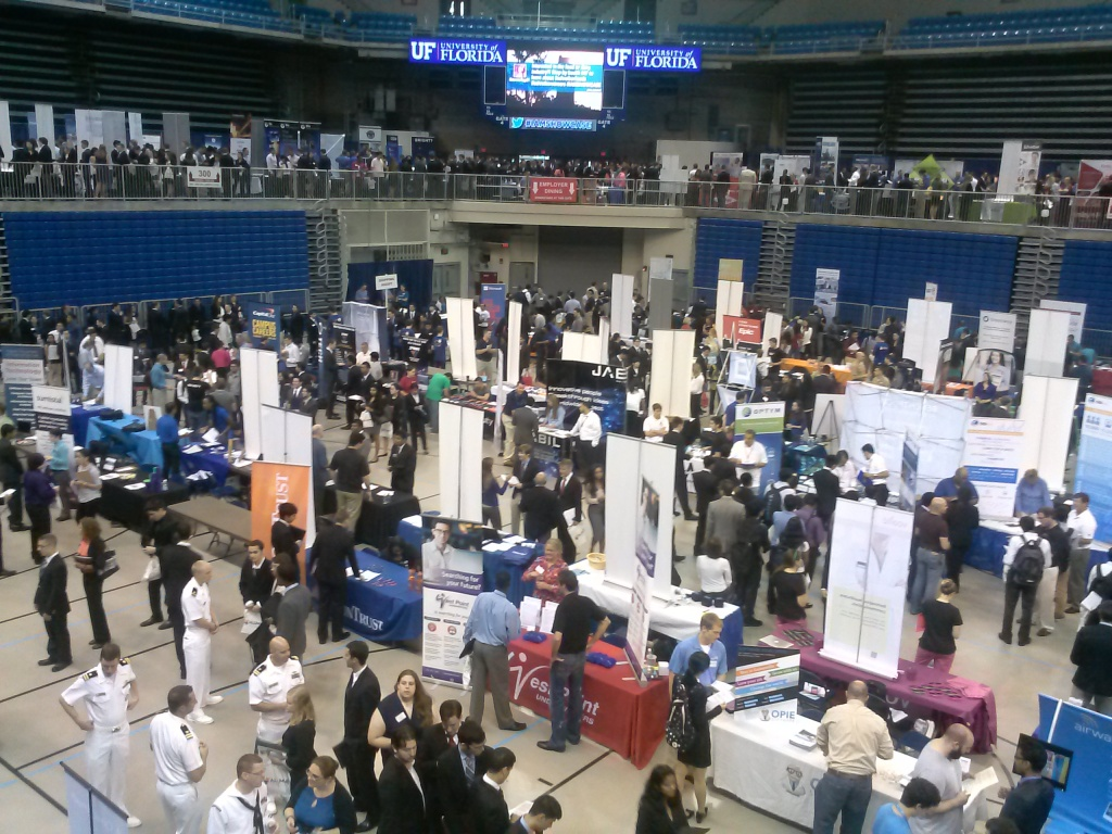 It's Career Showcase Time Once Again
