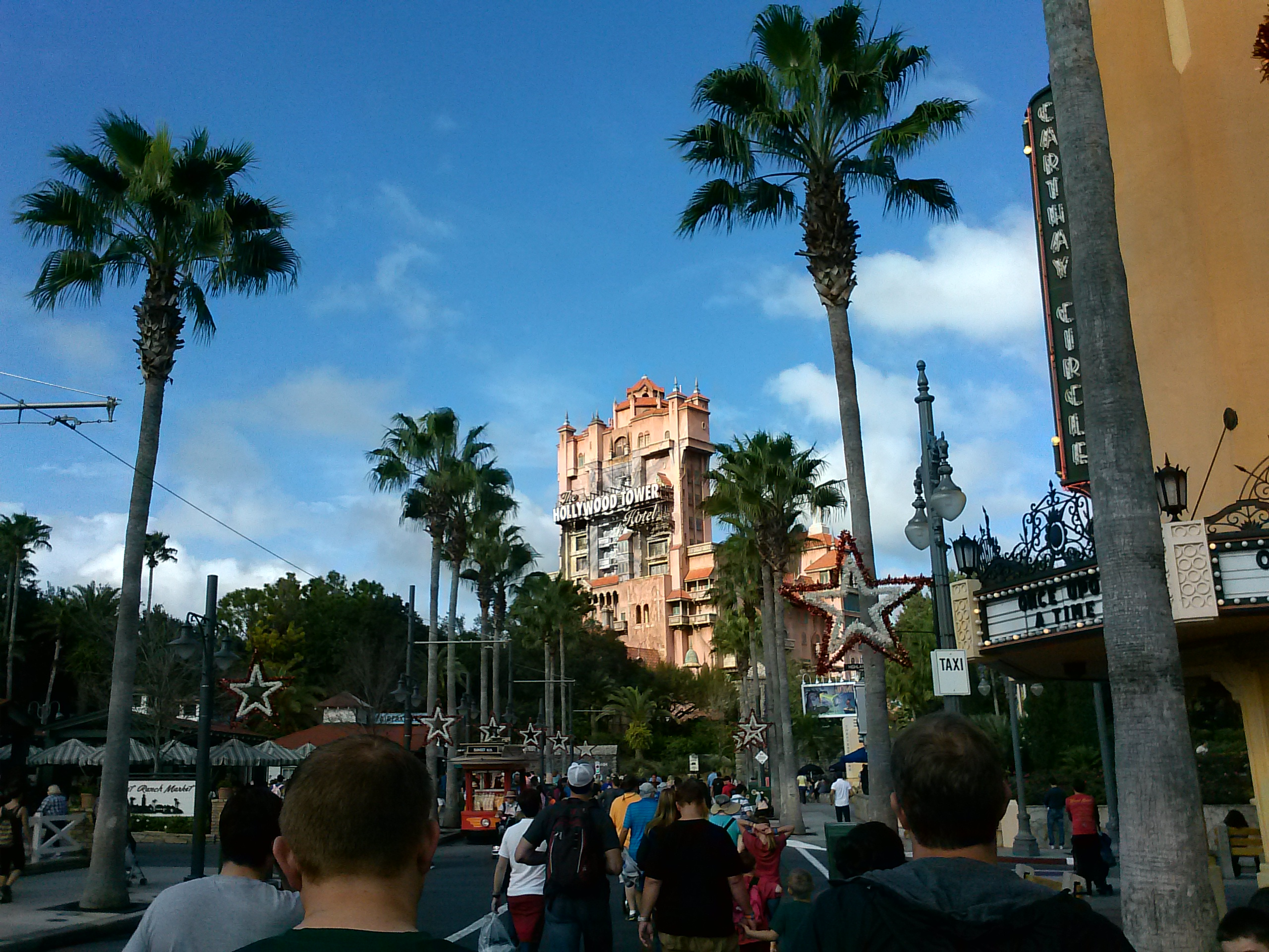 Day 4: Into the Parks Again…