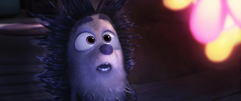 Henry the Porcupine: Oculus Rift's Peek Into The Future of Entertainment