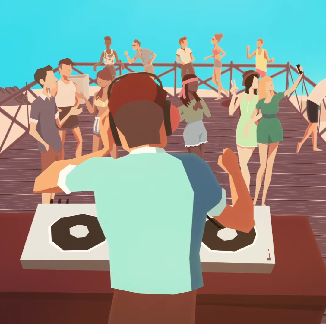 DJ 51 Builds a Perfect Party Playlist from Everyone's Spotify Profiles [Via LifeHacker]